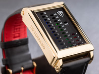 DETOMASO Digitaluhr SPACY TIMELINE 1, G-30723G Bild 5