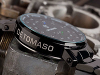 B-Ware DETOMASO Digitaluhr SPACY TIMELINE 2 Bild 5