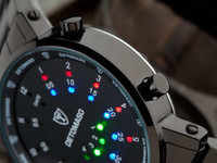 B-Ware DETOMASO Digitaluhr SPACY TIMELINE 2 Bild 6