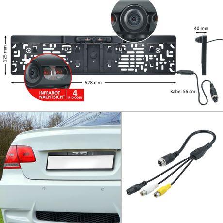 PKW Kennzeichen Kamera RV-23144