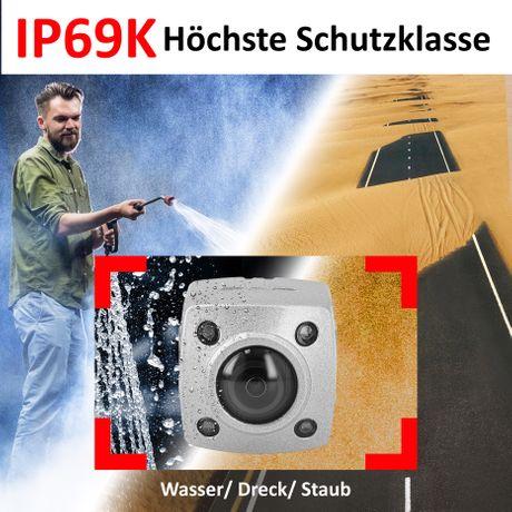 Professional IP69K-Rückfahrkamera Wohnmobil RV-23195