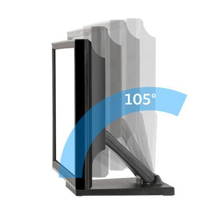 Standfeste Halterung für Touchscreens POS oder PC Monitore VSG-92001