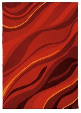 Wissenbach Teppich Lifestyle 2041 rot  ca 170x240 cm