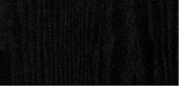 Klebefolie Holzdekor- Möbelfolie Schwarz -  45 cm x 200 cm Dekorfolie