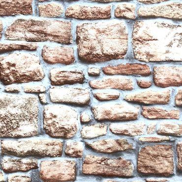 Klebefolie - Möbelfolie Design Naturstein - Mauer -  45 cm x 200 cm