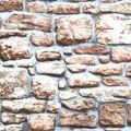 Klebefolie - Möbelfolie Design Naturstein - Mauer -  90 cm x 200 cm