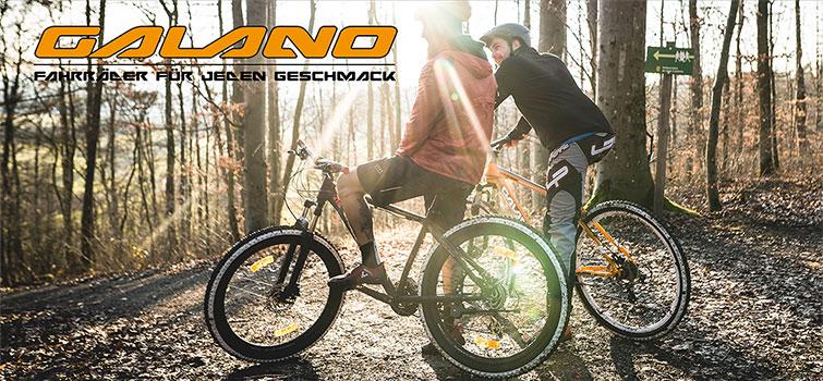 Galano Fahrrad