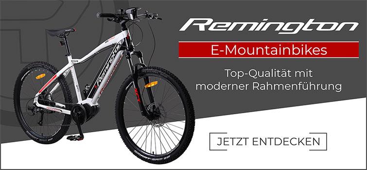 Remington E-Bikes