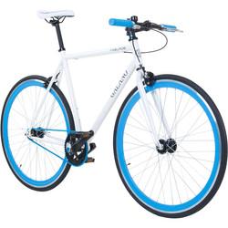 Galano Blade 700c Singlespeed Fixie Bike Bahnrad Fahrrad Fitnessbike 28 Zoll retro viele Farben Bild 8