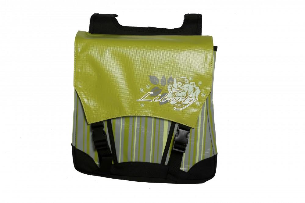 damaged liberty fahrradtasche wasserdicht zubeh r. Black Bedroom Furniture Sets. Home Design Ideas