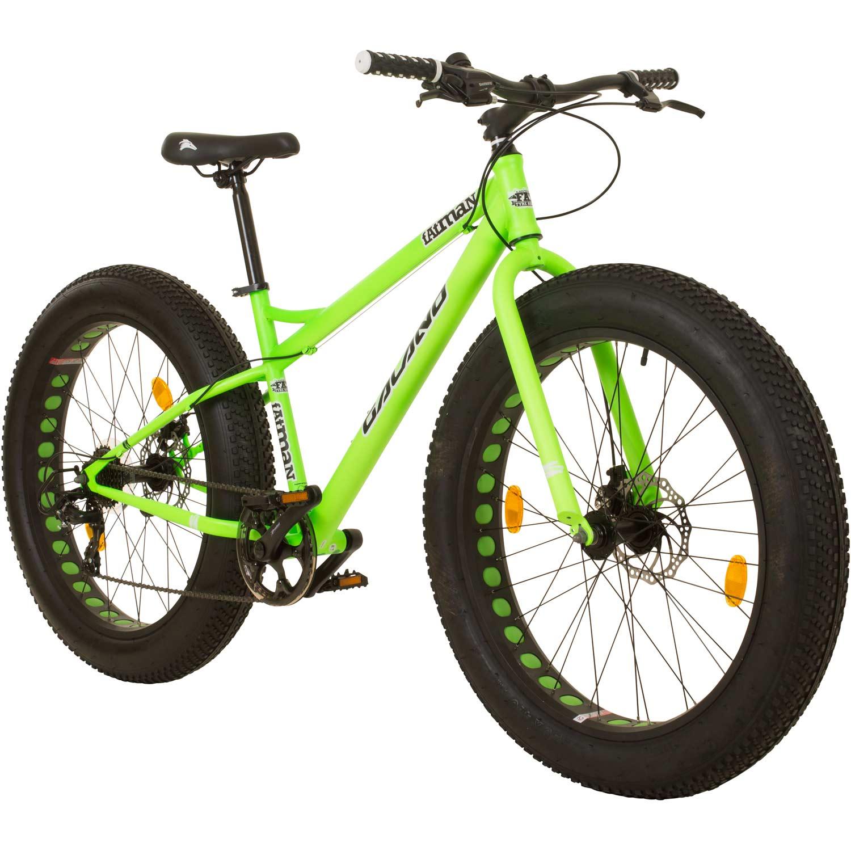 fatbike 26 zoll mountainbike mtb galano fatman hardtail 4 0 fette reifen fahrrad ebay. Black Bedroom Furniture Sets. Home Design Ideas