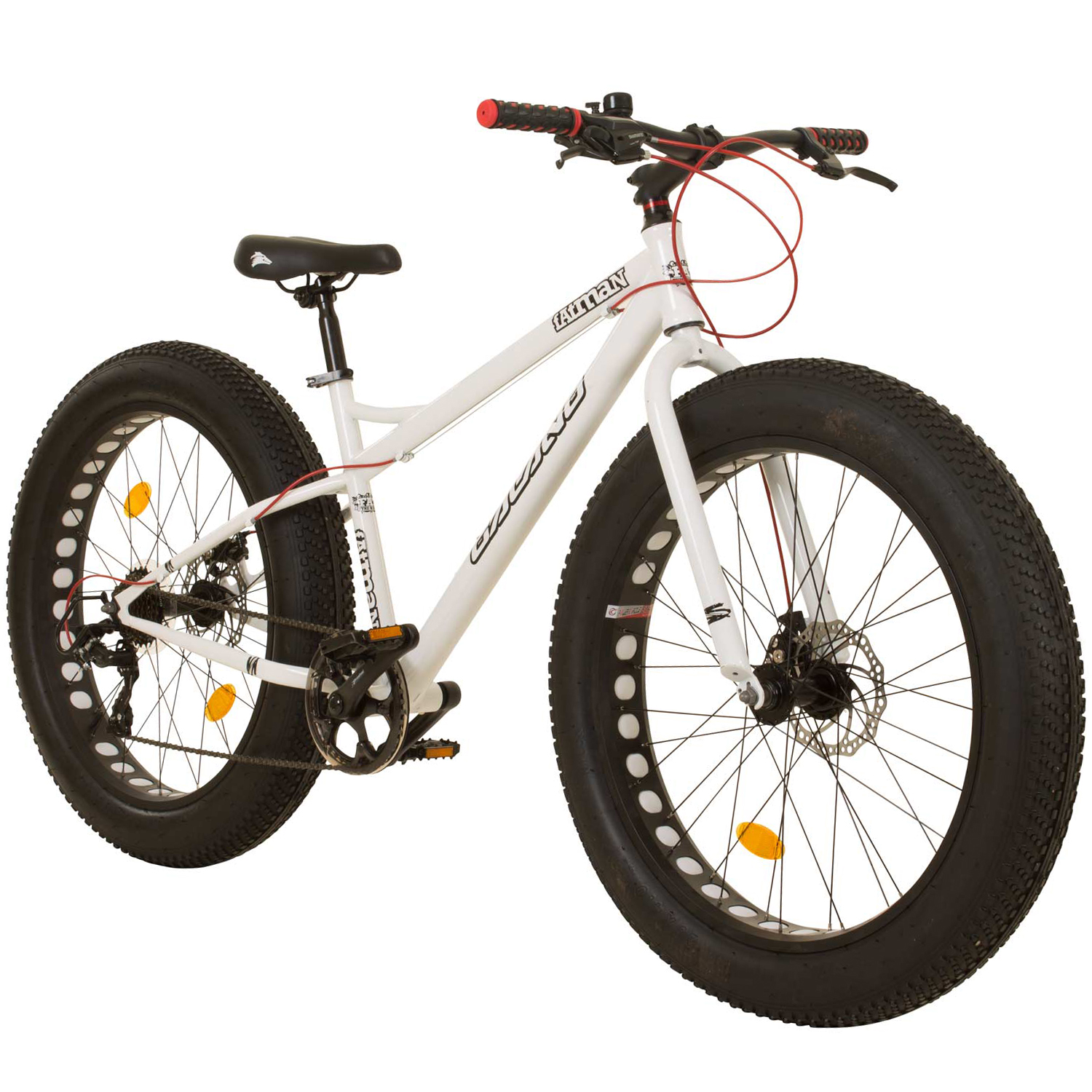 fatbike 26 zoll mountainbike mtb galano fatman hardtail 4. Black Bedroom Furniture Sets. Home Design Ideas