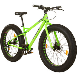 "Galano Fatman 26"" MTB Fatbike Fat Bike Fahrrad Mountainbike Hardtail"