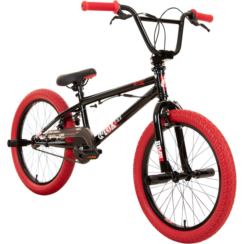 "20"" BMX Bike Freestyle bambino Rooster No Mercy 5 Colours"