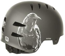 Mighty X-Style Freestyle Helm Fahrrad Stuntscooter Skateboard viele Farben Bild 7