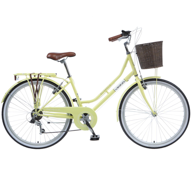 26 PULGADAS cityrad Viking Belgravia 6 Marchas Bicicleta de señora ...
