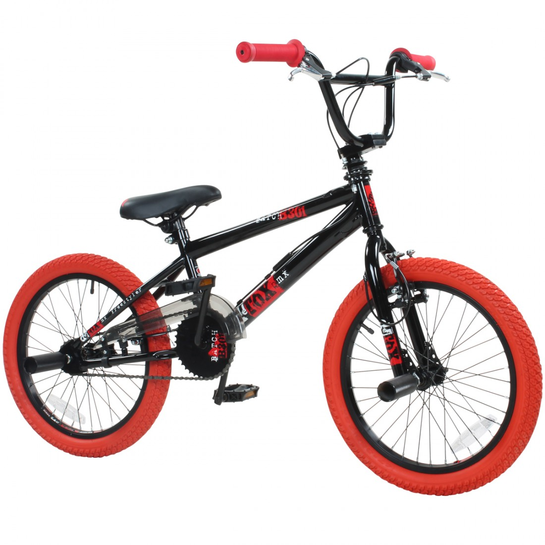 18 Pulgadas Bmx Bike Bicicleta Freestyle de Niños Niño Rueda Detox ...