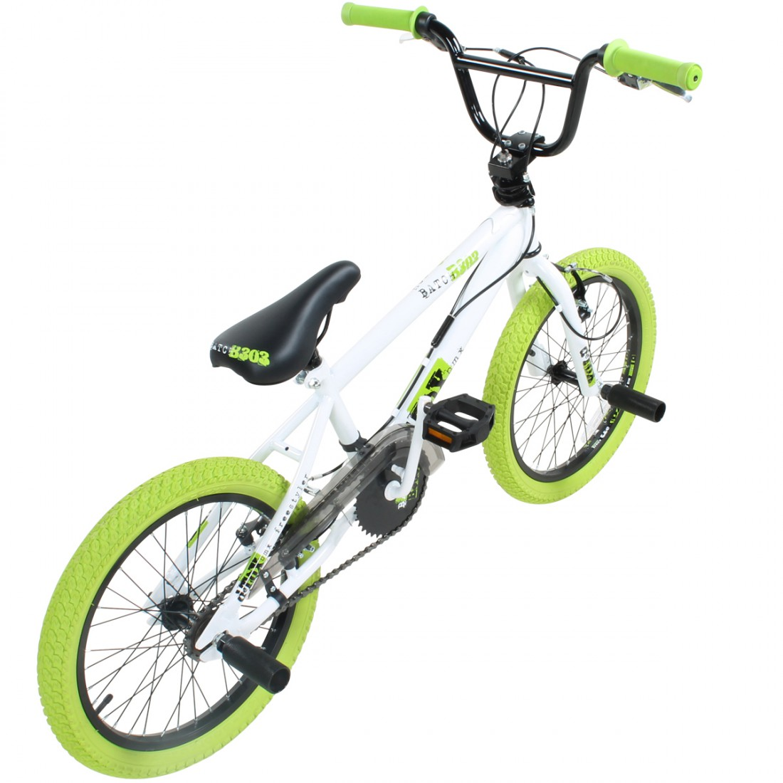 bmx 18 zoll fahrrad freestyle bike kinderfahrrad kind. Black Bedroom Furniture Sets. Home Design Ideas