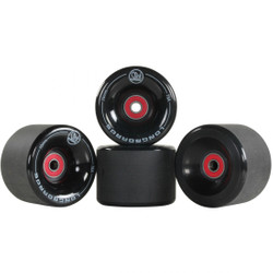 SlickStuff 4x Longboard Freestyle Rollen Wheels 70mm 78A