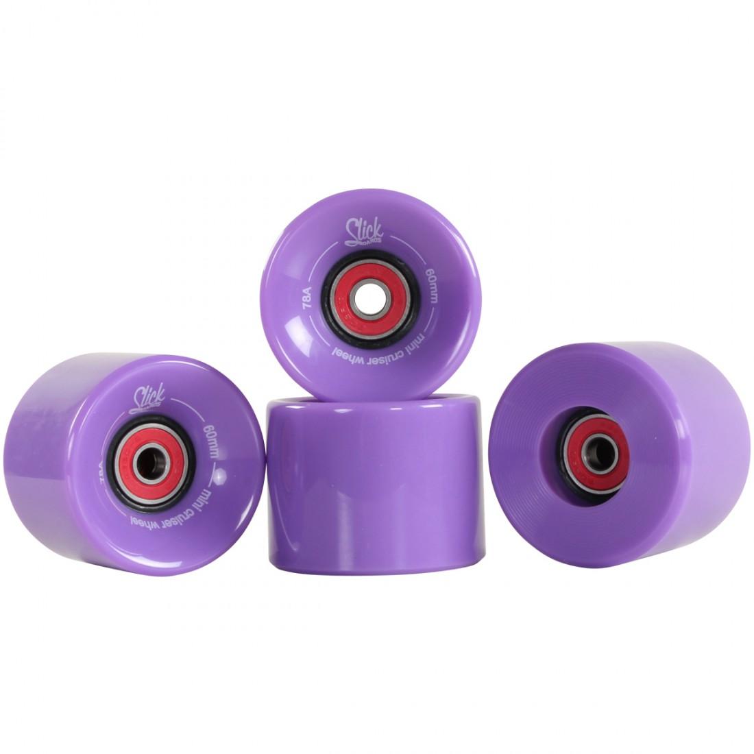 pennyboard skateboard rollen ersatzrollen 60 mm 78a abec9. Black Bedroom Furniture Sets. Home Design Ideas