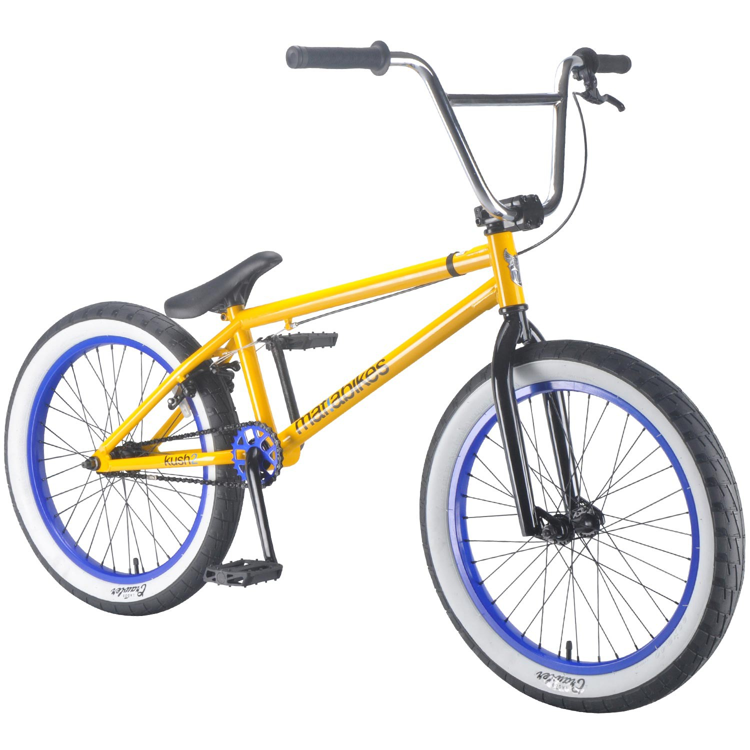 mafiabikes kush2 20 zoll bmx bike fahrrad verschiedene. Black Bedroom Furniture Sets. Home Design Ideas