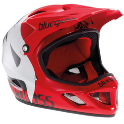 Fullface Helm Bluegrass Brave BMX Moto-X Downhill Integral High End