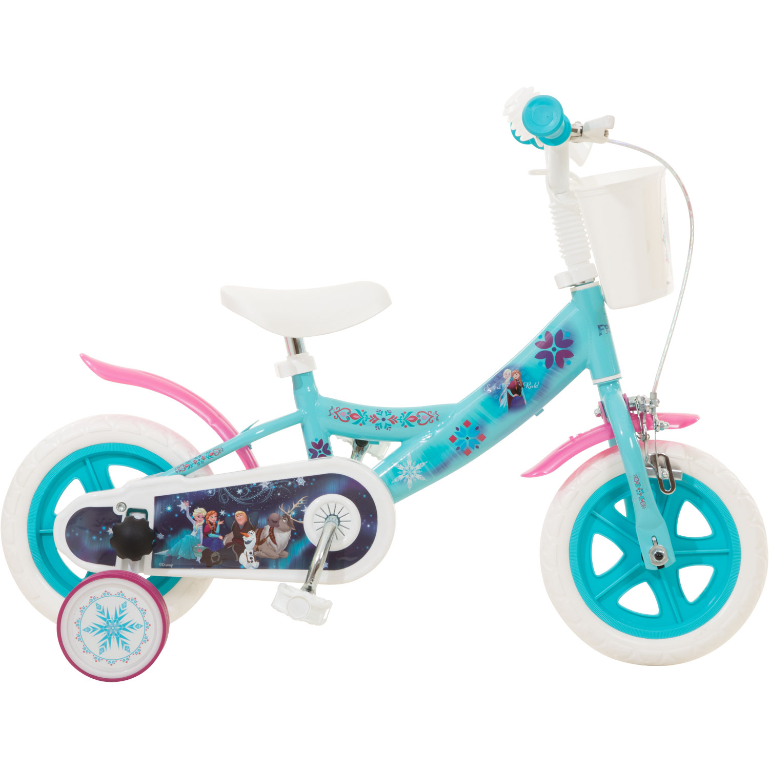 disney frozen 10 zoll kinderrad eisk nigin elsa fahrrad. Black Bedroom Furniture Sets. Home Design Ideas