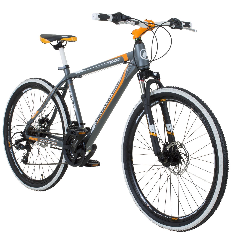 26 zoll mountainbike galano toxic mtb mountainbike. Black Bedroom Furniture Sets. Home Design Ideas