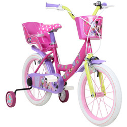 Disney Minnie Mouse + Daisy Duck 16 Zoll Kinderfahrrad Daisy Duck Disney Bild 2