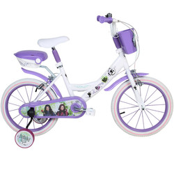 16 Zoll Disney Descendants Kinderfahrrad