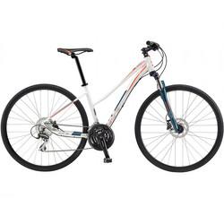28 Zoll GT Transeo 3.0 WHT Fitnessbike Damen Mountainbike Fahrrad