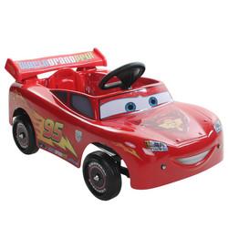Disney Cars MINI Tretauto Kinderfahrzeug für Kinder ab 2 Jahren