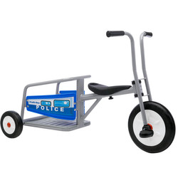 Italtrike Fire Truck Taxi Ambulance Police Tandem Dreirad Tricycle Kindertrike 3 - 6 Jahre Taxi 001