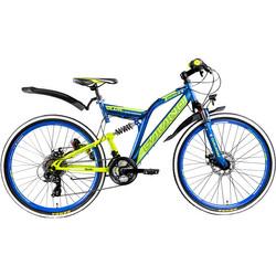 Galano Adrenalin DS 26 Zoll MTB Fully Mountainbike Jugendfahrrad Fahrrad StVZO Bild 2