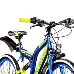 Galano Adrenalin DS 26 Zoll MTB Fully Mountainbike Jugendfahrrad Fahrrad StVZO Bild 6