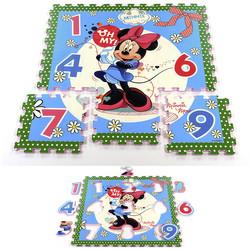 Disney Spielmatte Puzzlematte EVA Schaum Puzzle Spielboden Minnie Mouse, Cars, Paw Patrol