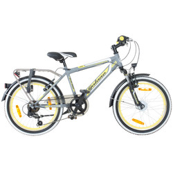 Galano Adrenalin 20 Zoll Hardtail MTB Jugendfahrrad Kinderfahrrad Mountainbike 6 Gänge Bild 8