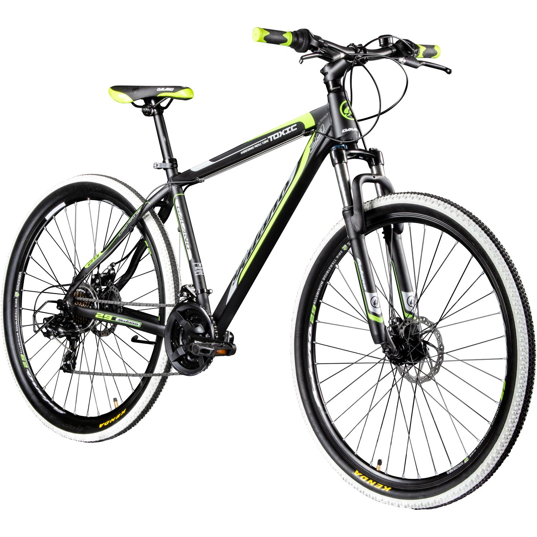 "MTB Hardtail 29 Zoll Mountainbike Galano Toxic Fahrrad Scheibenbremsen 29/"""
