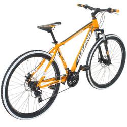 29 Zoll MTB Galano TOXIC / PULSE Mountainbike Scheibenbremsen Shimano Tourney Bild 8