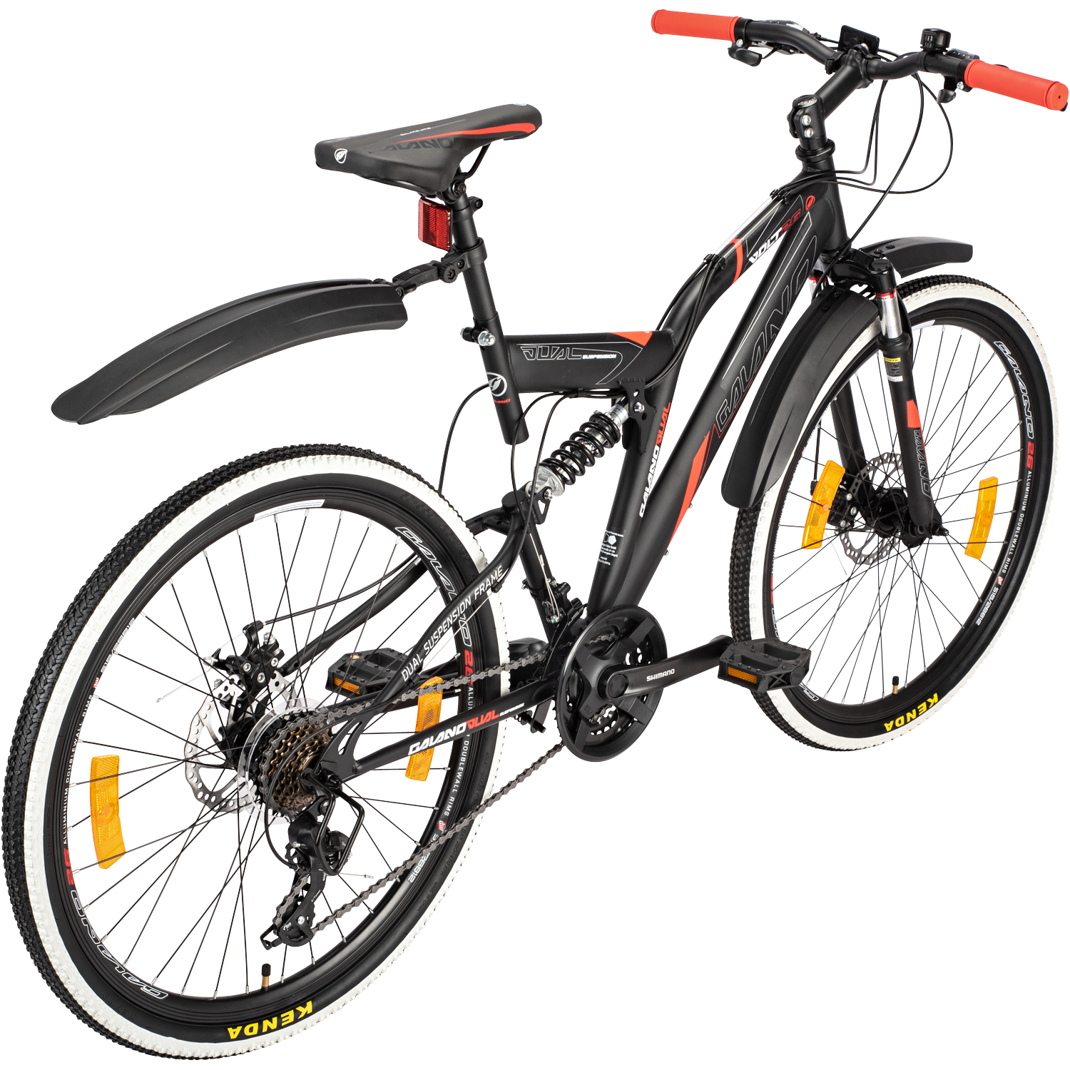 galano volt ds 26 zoll mountainbike mtb fully full. Black Bedroom Furniture Sets. Home Design Ideas