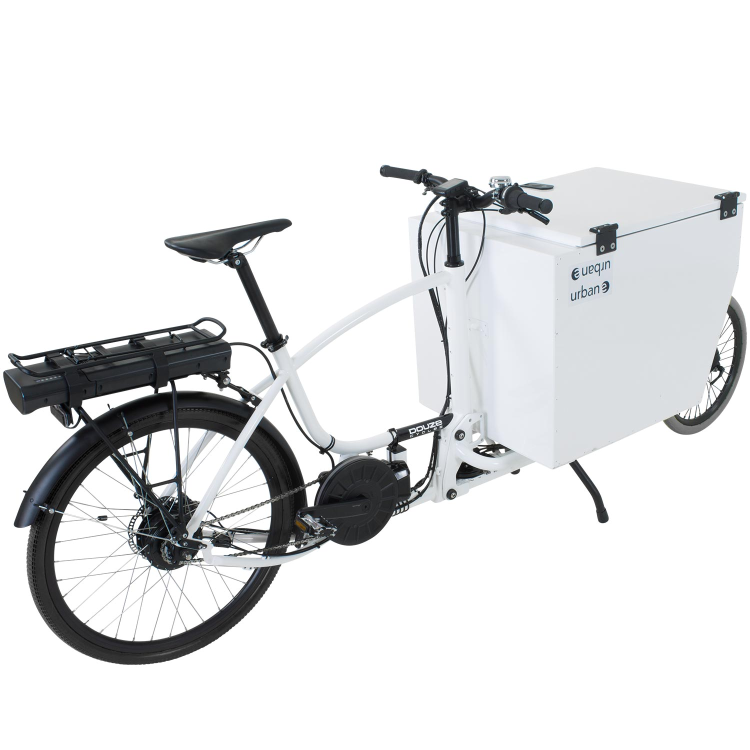 urban e cargo ebikes for professionals. Black Bedroom Furniture Sets. Home Design Ideas