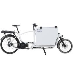 Urban-e KEP10 E-Bike 20 Zoll/26 Zoll Lastenfahrrad Elektro Cargo Bike