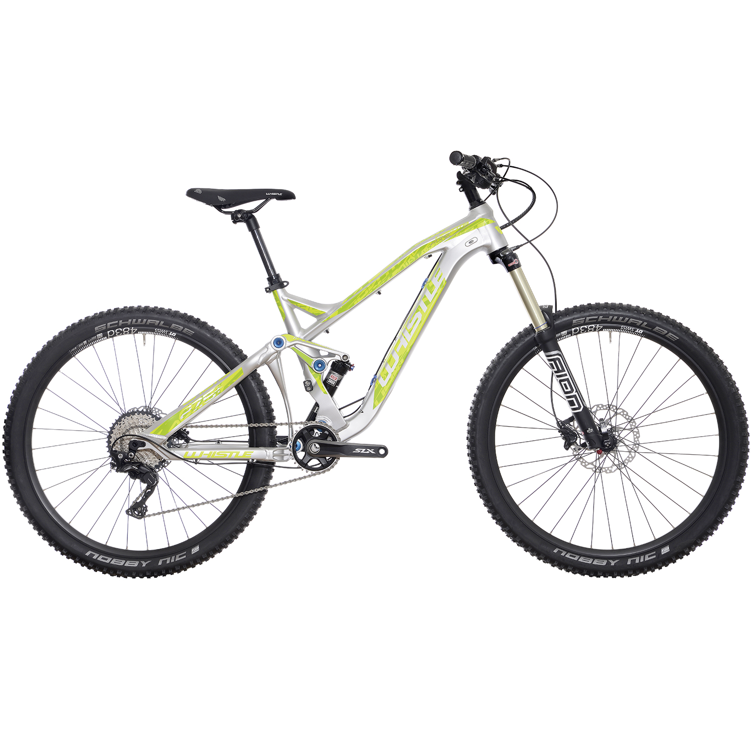 whistle dakota 1722 27 5 zoll mountainbike rahmengr e 17. Black Bedroom Furniture Sets. Home Design Ideas