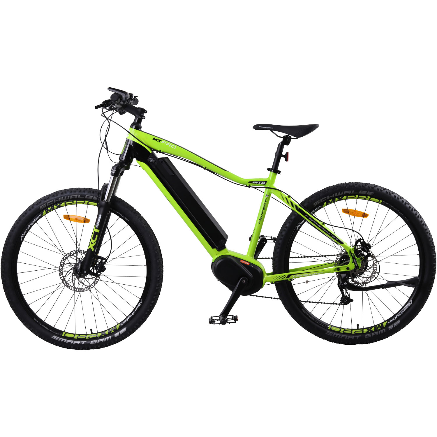 e mountainbike 27 5 zoll 650b remington mx pro mtb e bike. Black Bedroom Furniture Sets. Home Design Ideas