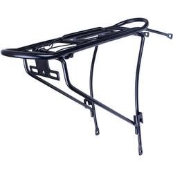 Zündapp Gepäckträger für 20 Zoll Elektroklapprad Stahl schwarz