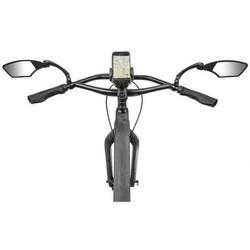 M-WAVE Spy Space Seitenspiegel Aluminium Fahrrad E-Bike Spiegel Lenkerhalterung Lenker  Bild 4