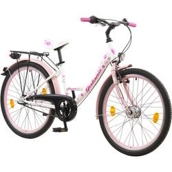24 Zoll Galano Mädchenrad Nexus 3 Gang Jugendrad Cityrad Mädchenfahrrad