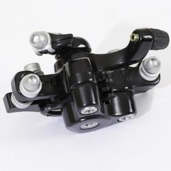 Logan Bremssattel Scheibenbremse 160 mm Fahrrad Mountainbike mechanisch Bremskörper Bild 4