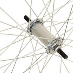 700C Galano Cityrad Laufräder Doublewall Aluminium hinten oder vorne Felgenbremsen Bild 7