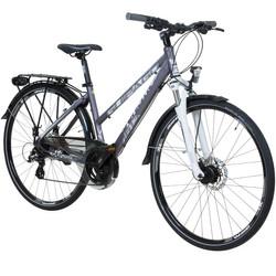 Whistle MIT Segment Trekking Guipago Trekkingrad 28 Zoll Crossrad Damenrad 24 Gang 44 cm oder 49 cm